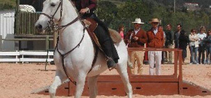 Cavaleiros do Centro Equestre João Cardiga em Santarém