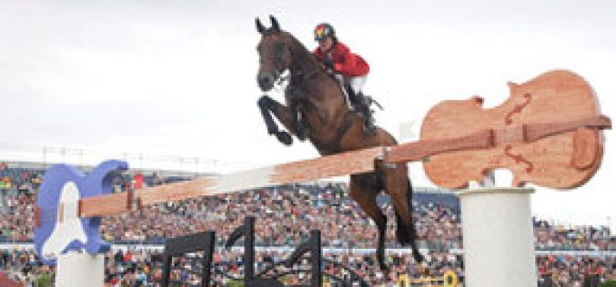 Meredith ganhou o GP do CSIO de Lucerna