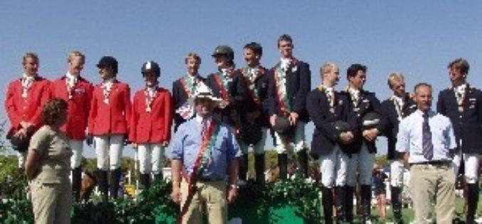 Vilamoura : Grã Bretanha sagrou-se Campeã da Europa de Jovens Cavaleiros 2004