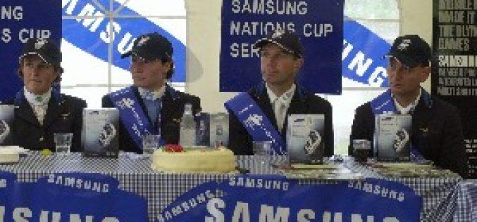 Eurosport transmite a Taça das Nações de Drammen