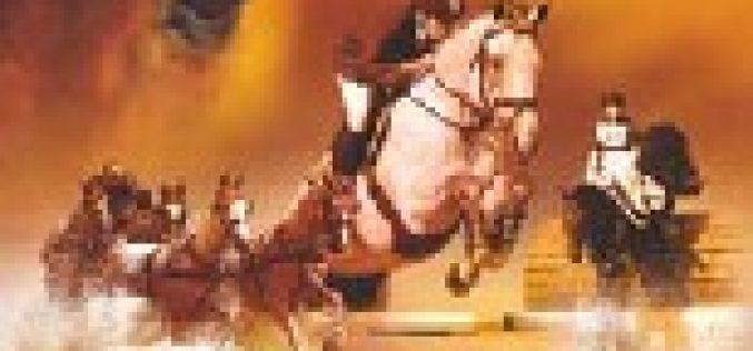 Reencontro das disciplinas equestres em Jardy