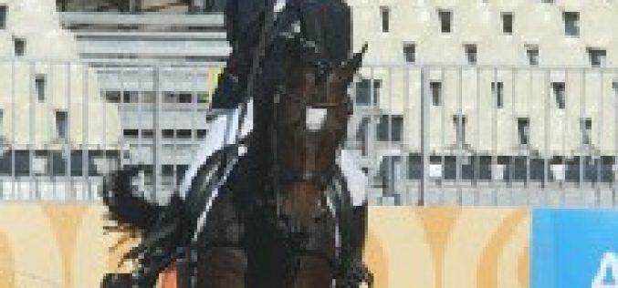 Carlos Pereira  em 14º em Atenas