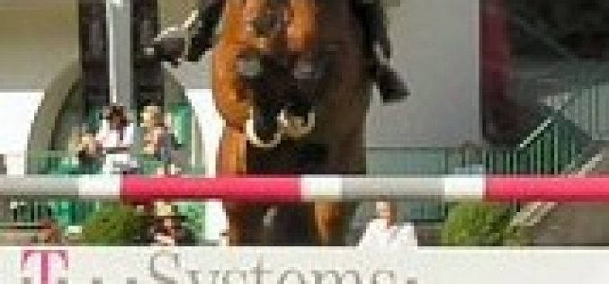 Puck vence o GP do CSI*** Georgenburg