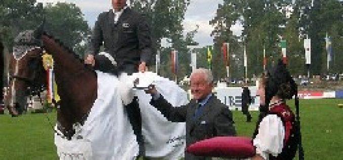 Beerbaum com Goldfever venceu o Riders Tour