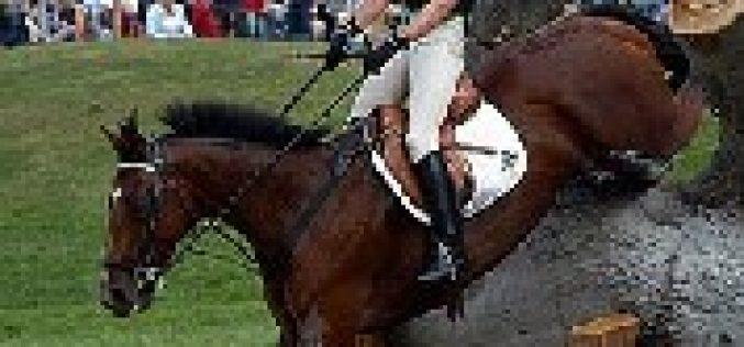 Acidente fatal no cross do CCI de Burghley