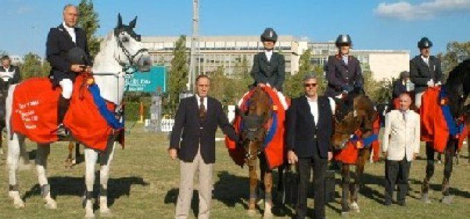 Áustria venceu a Taça das Nações do CSIV de Barcelona