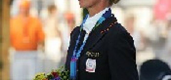 Anky van Grunsven Homenageada na Suíça