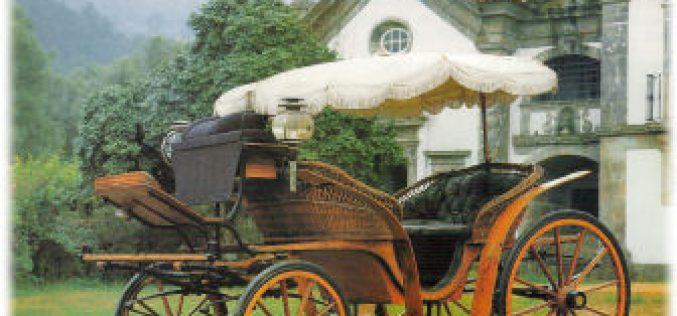 Visite o Museu de Carros de Cavalos – Quinta da Bouça