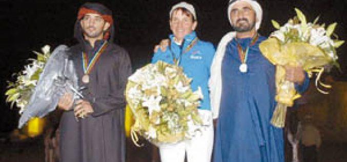 Dubai : Nas malhas do doping –  Vencedor do Campeonato