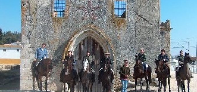 Passeio Equestre à povoação de Virtudes
