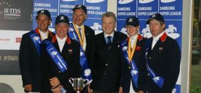 DUBLIN: Grã-Bretanha venceu a 6ª etapa Samsung