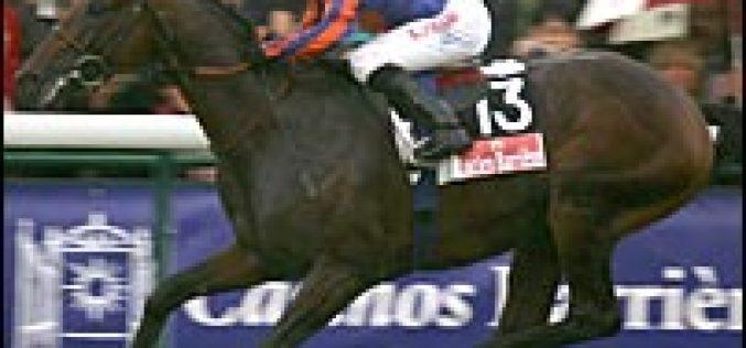 Terceira Vitória para Kieren Fallon em Longchamp