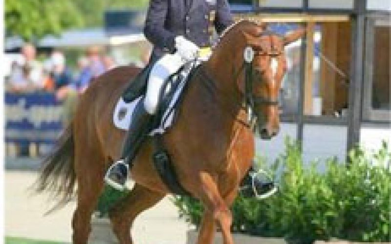 Hubertus Schmidt invited to Trainers´ Conference