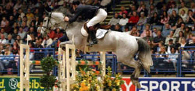 A double for Robert Smith at Olympia