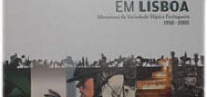 SHP launches book on «Horsemanship in Lisbon