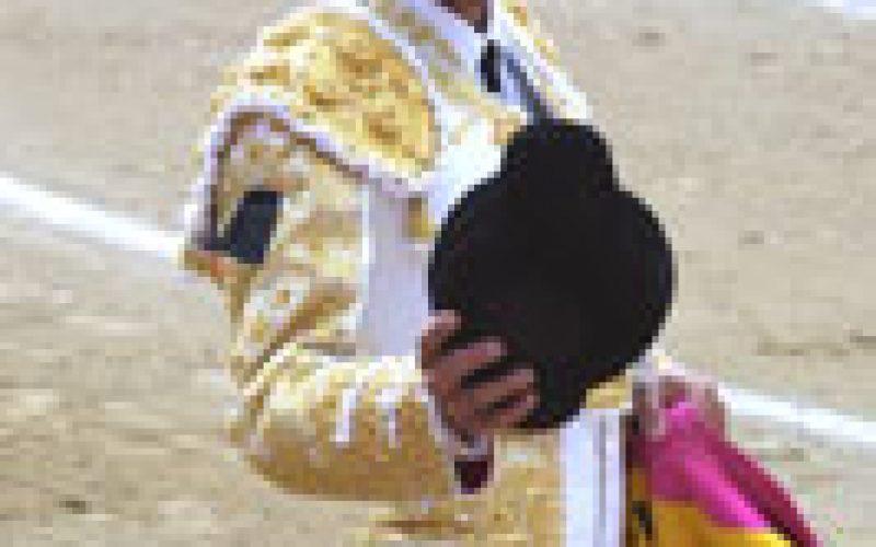 «El Califa» um Toureiro recuperável