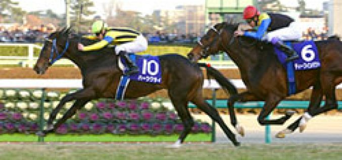 Victory for Heart's Cry in Nakayama (G1)