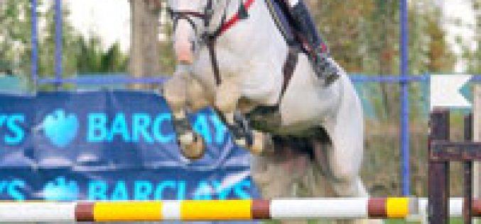 Triunfos nacionais nas provas para cavalos novos em Vejer