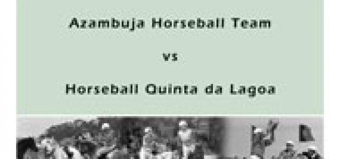 Horseball Azambuja Team apresentação oficial