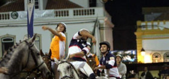 Portugal no 1º Campeonato do Mundo de Horseball – Pato