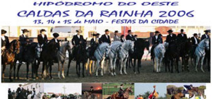 I Festa Equestre – Caldas da Rainha 2006