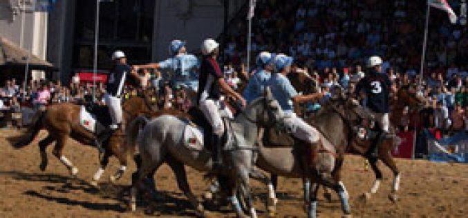 Portugal won the 1st World Championship Pato/Horseball