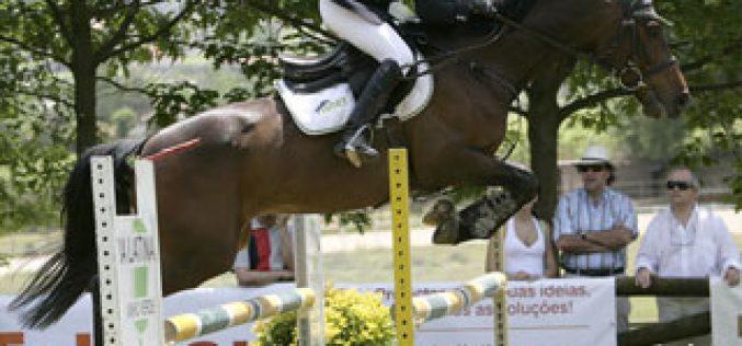 ISCET apoia o desporto equestre!