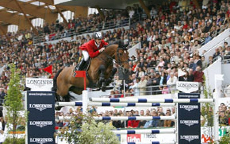 Marcus Ehning wins the Grand Prix of Aachen
