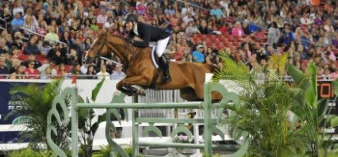 McLain Ward and Goldika claim victory at La Baule