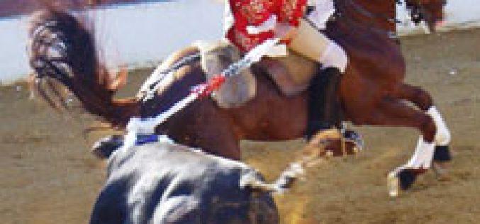 """Manuel Lupi perde o cavalo """"Moura"""""""