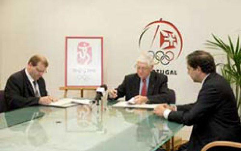 Schenker to transport horses to Beijing 2008