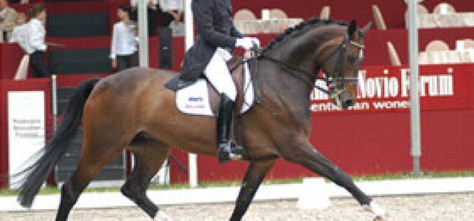 Tineke Bartels sofre acidente grave