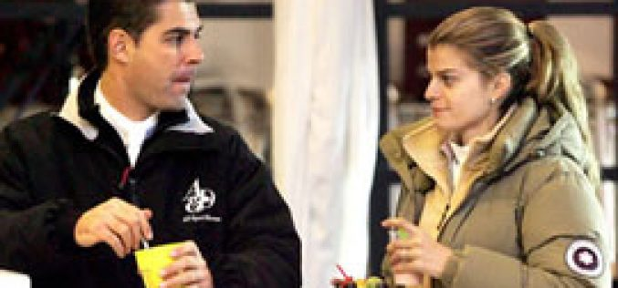 Brasil: «Athina Onassis International Horse Show»