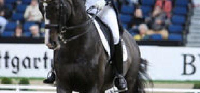 CDI Estugarda: Triunfo de Isabell Werth no GP Especial