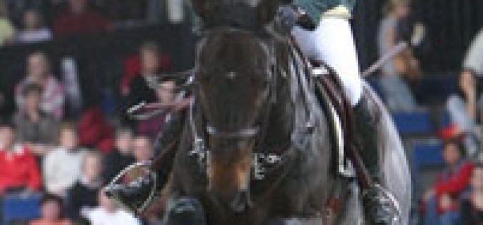 Triunfo de Meredith Michaels-Beerbaum no GP Taça do Mundo de Estugarda