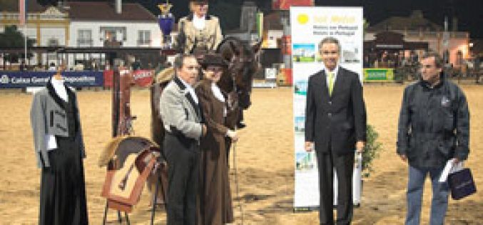 Golegã: German claims the I Traditional Costume Equitation Championship