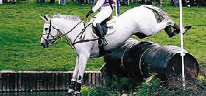 "ERRATA. – Na notícia ""Cavalo Lusitano em Badminton"""