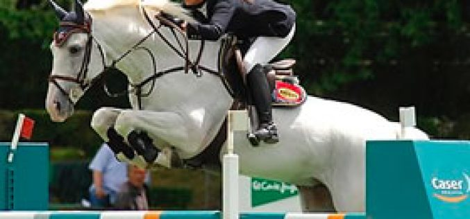 Harrie Smolders claims the small event at Madrid