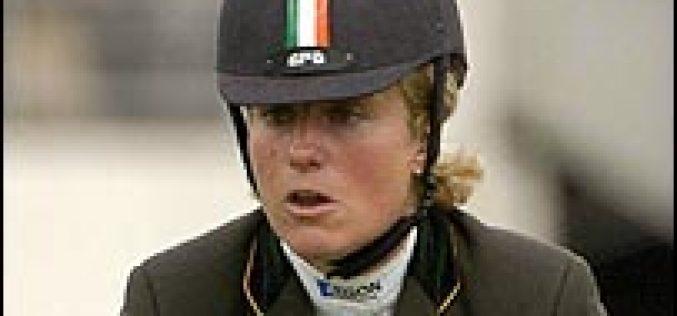 Jessica Kurten wins the Grand Prix at La Baule
