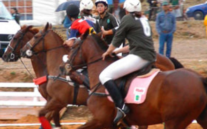 Horseball Club Colégio Vasco da Gama mantém a superioridade