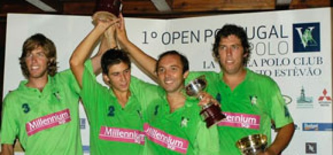 World Polo Tour classifies First Portugal Polo Open
