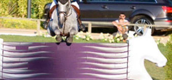 World Horse Riding Stars Return to Estoril