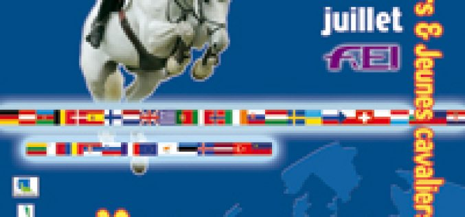 Junior and Young Rider Teams for Auvers