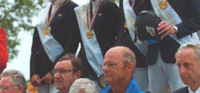 Auvers: Gold for Swedish Juniores