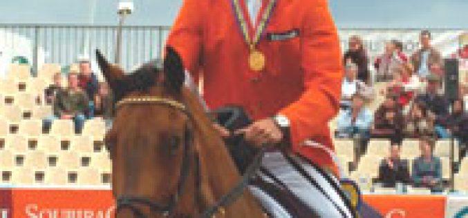 Auvers: Alemanha e Holanda conquistaram o Ouro individual