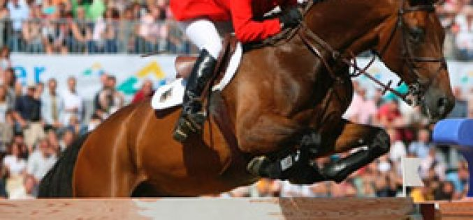 First Global Champions Tour victory for Shutterfly in Arezzo