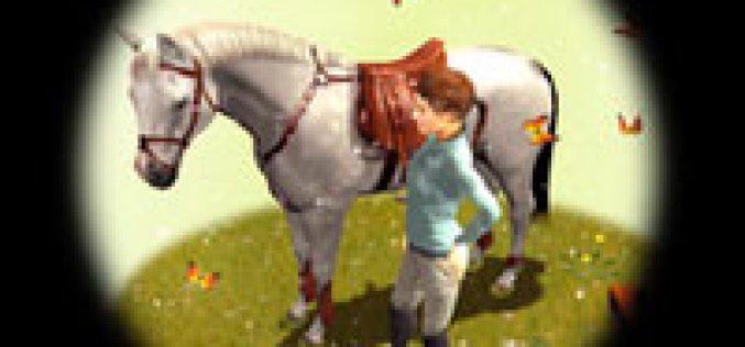 'My Horse and Me' galopa para a web