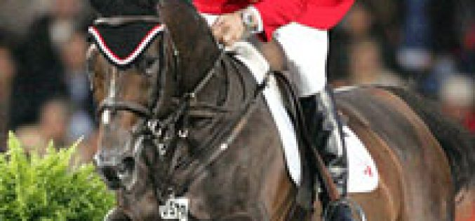 Lamaze's Hickstead recovering from colic surgery