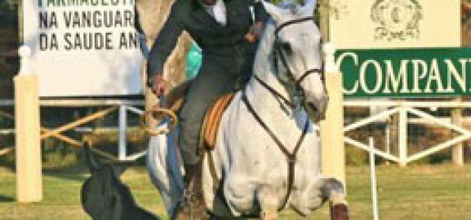 Pedro Torres Bicampeão Nacional de Equitação de Trabalho
