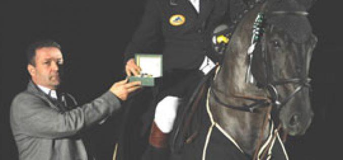 Ludo Philippaaerts wins the big class in Casas Novas